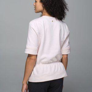 Lululemon Peplum Pullover (8)